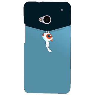 Htc One M7 Back Cover By G.Store