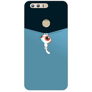 Huawei Honor 8 Back Cover By G.Store