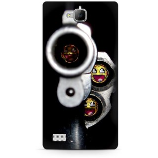 Huawei Honor 3C Back Cover By G.Store