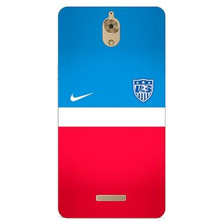 Coolpad Mega 2.5D Back Cover By G.Store