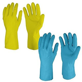 Hand Gloves, Large ( Pack of 2)