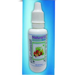 Hawaiian Herbal, Hawaii,USA - Natural B Drops - 30 ML (Buy any Healthcare Supplement  Get the Same Drops Free)
