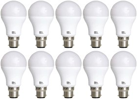 Alpha Pro 12 watt pack of 10 Lumens-900 with 1year replacement warranty