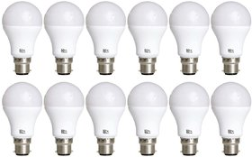 Alpha Pro 9 watt pack of 12  Lumens-700 with 1year replacement warranty