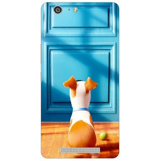 Gionee Marathon M5 Back Cover By G.Store