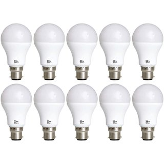 Alpha Pro 5 watt pack of 10 Lumens -400 with 1year replacement warranty
