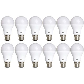 Alpha Pro 5 watt pack of 12 Lumens -400 with 1year replacement warranty