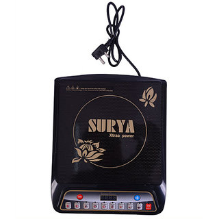Surya 2000W Induction Cook Top at shopclues