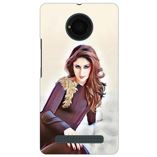 Micromax Yu Yunique Back Cover By G.Store