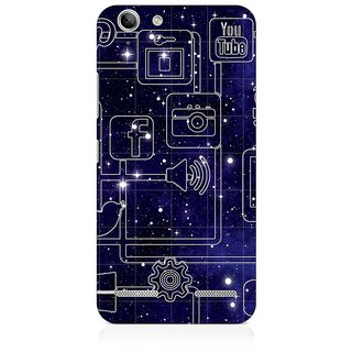 Lenovo Vibe K5 Plus Back Cover By G.Store