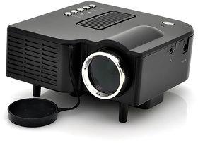 Callmate LED Portable Projector - Black
