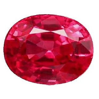 7.25 Ratti Natural Ruby,Manik,Chunni Lab certified by FeelTouchMart