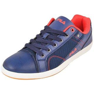 Fila Mens Easter Blue Sneakers