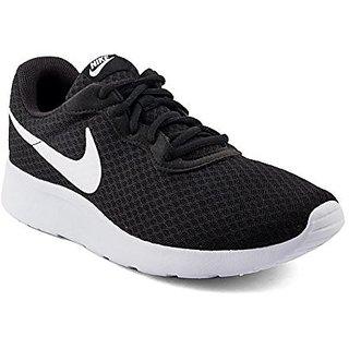 Nike Tanjun Men'S Black Sports Running Shoes