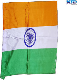 Kaku Fancy Dress Indian Flag Size 30*45 2pc Set Accesso