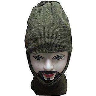 4143ddc448d Buy T4G Men s Multicolor Woolen Monkey Cap Online   ₹299 from ShopClues