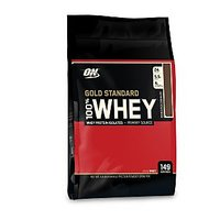 Optimum Nutrition Gold Standard 100% Whey Protein 8Lbs