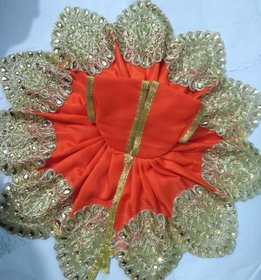 Dress for Laddu Gopal Ji (5-6 no. Size)