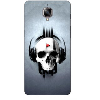 OnePlus 3T Back Cover By G.Store