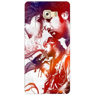 Samsung Galaxy C9 Pro Back Cover By G.Store