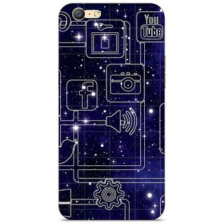 Oppo A57 Back Cover By G.Store