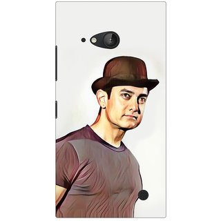 Nokia Lumia 730 Back Cover By G.Store