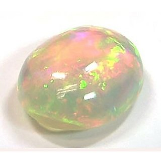 Opal Gemstone 8 Ratti Certified Natural Gemstone By FeelTouchMart