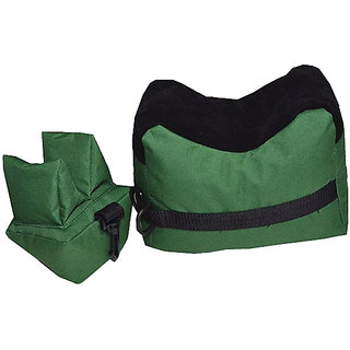 Futaba Front and Rear Rifle/Gun Hunting Rest Bench Bag