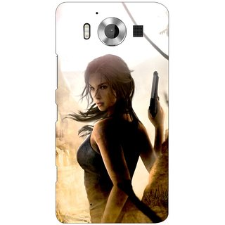 Nokia Lumia 950 Back Cover By G.Store