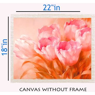 Canvas Painting Without Frame 18X22 Inchescanvas-07-74
