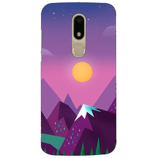 Motorola Moto M Back Cover By G.Store