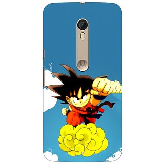 Motorola Moto X Style Back Cover By G.Store
