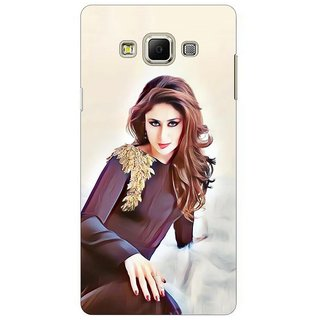 Samsung Galaxy A7 Back Cover By G.Store