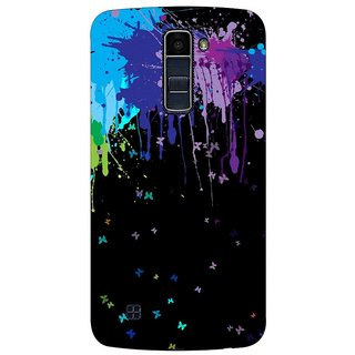 LG K10 Back Cover By G.Store