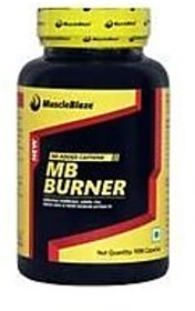 MuscleBlaze Fat Burner - 90 Capsules(Unflavoured)