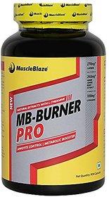 MuscleBlaze MB Fat Burner PRO - 90 Capsules (Unflavoure