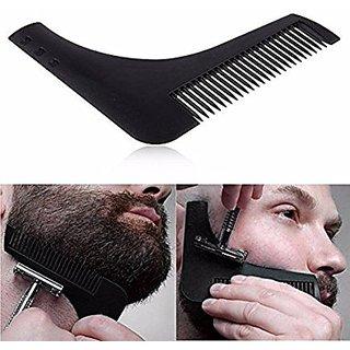 The Beard Shaper Mustache Facial Hair Shaping Tool For Men