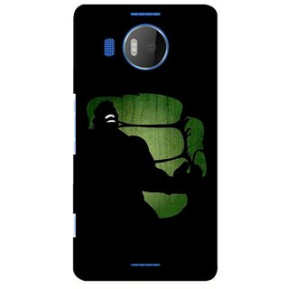 Microsoft Lumia 950 XL Back Cover By G.Store