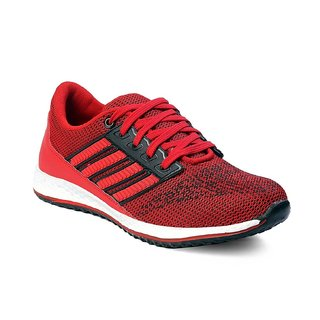 Cyro Men's Red Training Shoes