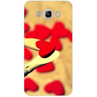 Samsung Galaxy On8 Back Cover By G.Store