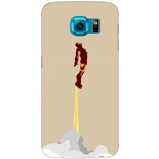 Samsung Galaxy S6 Edge Back Cover By G.Store