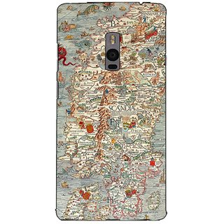 OnePlus Two Back Cover By G.Store