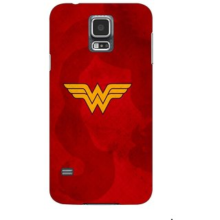 Samsung Galaxy S5 Back Cover By G.Store