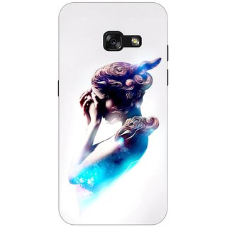 Samsung Galaxy A3 (2017) Back Cover By G.Store