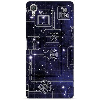 Sony Xperia X Back Cover By G.Store