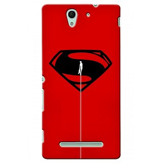 Sony Xperia C3 Back Cover By G.Store