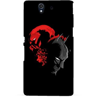 Sony Xperia Z Back Cover By G.Store