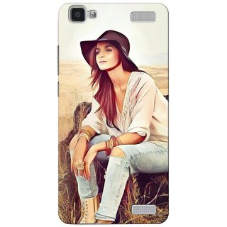 Vivo V1 Max Back Cover By G.Store