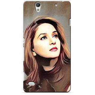 Sony Xperia C4 Back Cover By G.Store