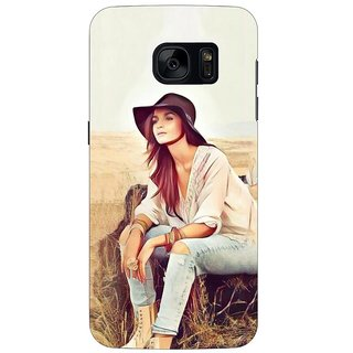 Samsung Galaxy S7 Back Cover By G.Store